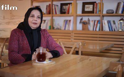 مصاحبه برنامه «خارج از کادر» با استاد مهری شیرازی